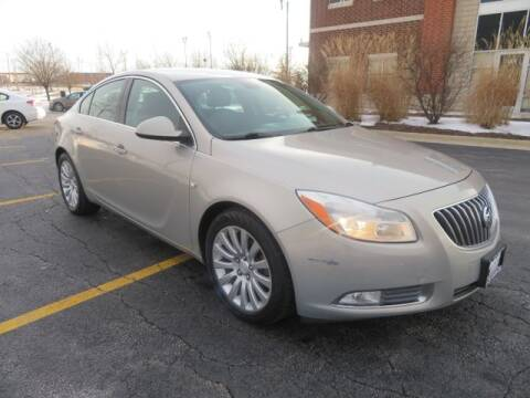 2011 Buick Regal CXL for sale at Import Exchange in Mokena IL