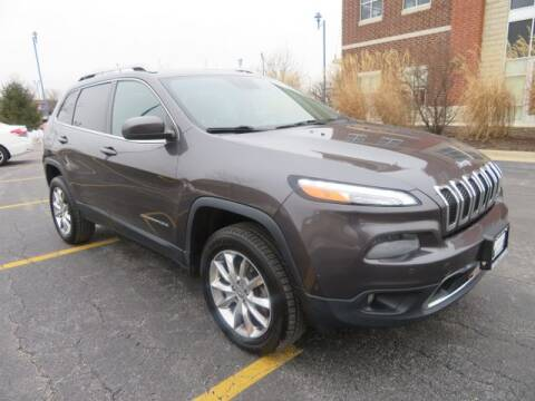 2014 Jeep Cherokee Limited for sale at Import Exchange in Mokena IL