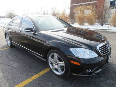 2007 Mercedes-Benz S-Class S 550 4MATIC for sale at Import Exchange in Mokena IL
