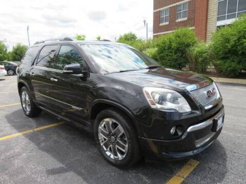 2011 GMC Acadia for sale at Import Exchange in Mokena IL