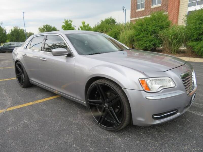 2014 Chrysler 300 for sale at Import Exchange in Mokena IL