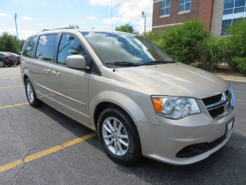 2016 Dodge Grand Caravan for sale at Import Exchange in Mokena IL