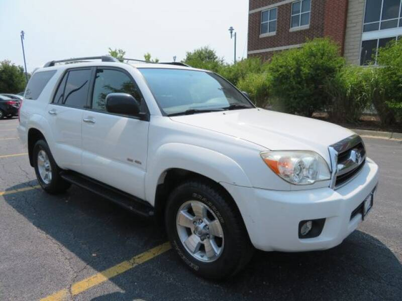 2008 Toyota 4Runner for sale at Import Exchange in Mokena IL