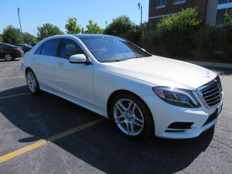2014 Mercedes-Benz S-Class for sale at Import Exchange in Mokena IL