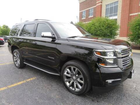 2015 Chevrolet Tahoe for sale at Import Exchange in Mokena IL