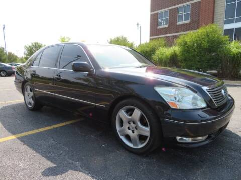 2005 Lexus LS 430 for sale at Import Exchange in Mokena IL
