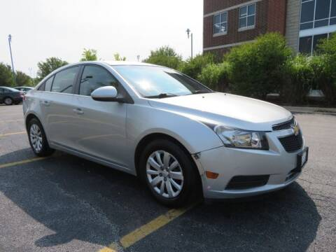 2011 Chevrolet Cruze for sale at Import Exchange in Mokena IL