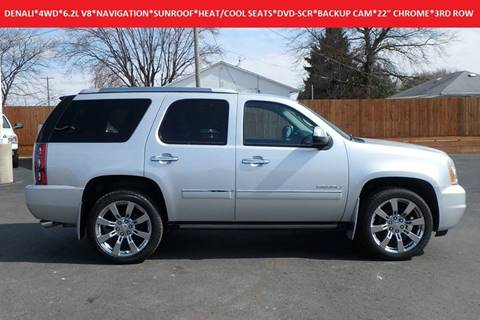 2013 GMC Yukon for sale in Alliance, OH
