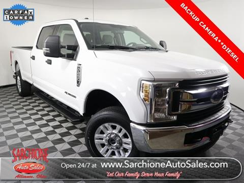 2019 Ford F-250 Super Duty for sale in Alliance, OH