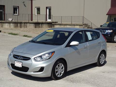 2014 Hyundai Accent for sale in Kalona, IA