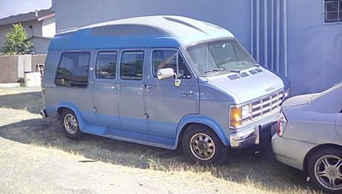 1992 Dodge Ram Van For Sale In Mount Vernon WA