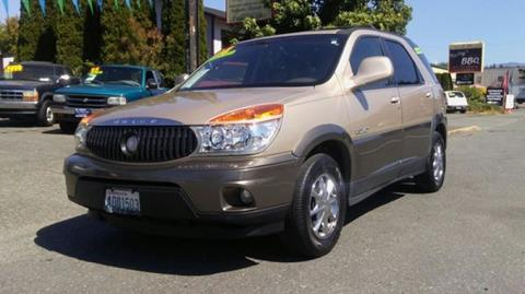 2002 Buick Rendezvous for sale in Mount Vernon, WA