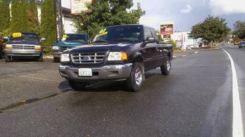 2002 Ford Ranger for sale in Mount Vernon, WA