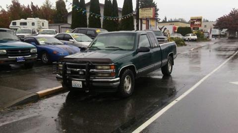 1997 Chevrolet C/K 1500 Series for sale in Mount Vernon, WA