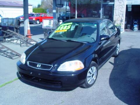 1997 Honda Civic for sale in Mount Vernon, WA