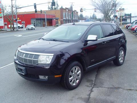 2007 Lincoln MKX for sale in Mount Vernon, WA