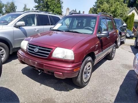 2003 Suzuki Vitara for sale in Mount Vernon, WA