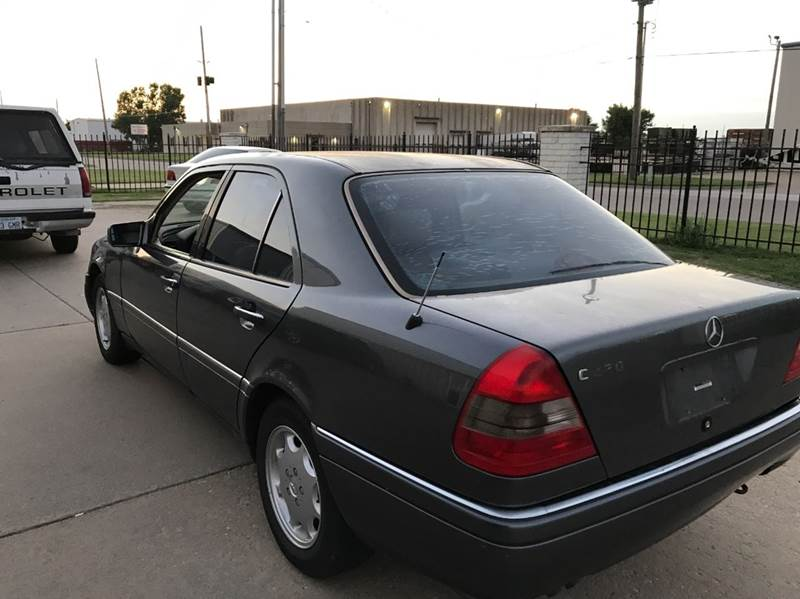 1996 Mercedes-Benz C-Class C 220 4dr Sedan - Wichita KS