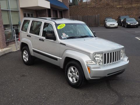 2012 Jeep Liberty for sale in Blue Bell, PA