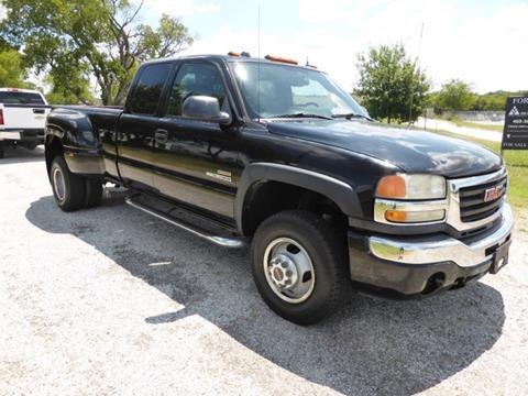 2005 GMC Sierra 3500 for sale in Northlake, TX