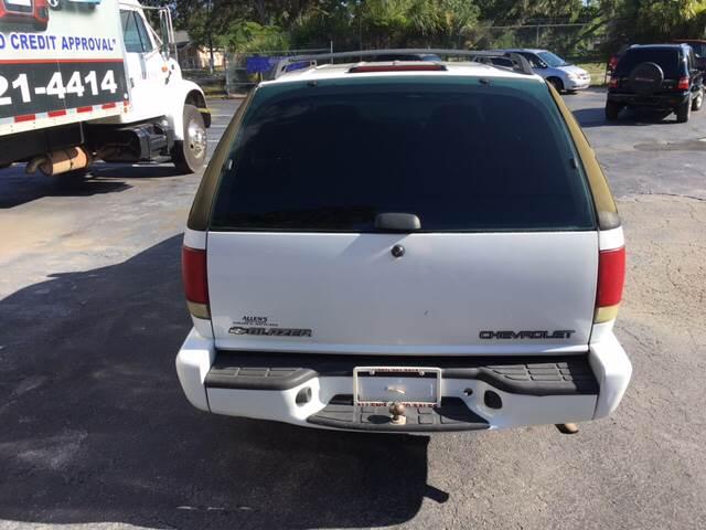 2003 Chevrolet Blazer LS 2dr SUV - Sanford FL