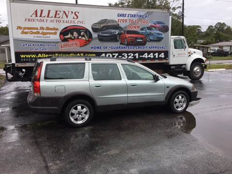 2004 Volvo XC70 for sale in Sanford, FL