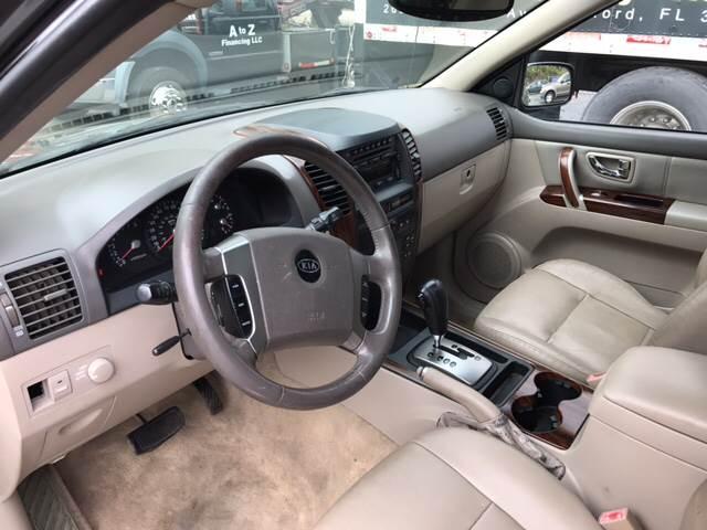 2005 Kia Sorento EX 4WD 4dr SUV - Sanford FL