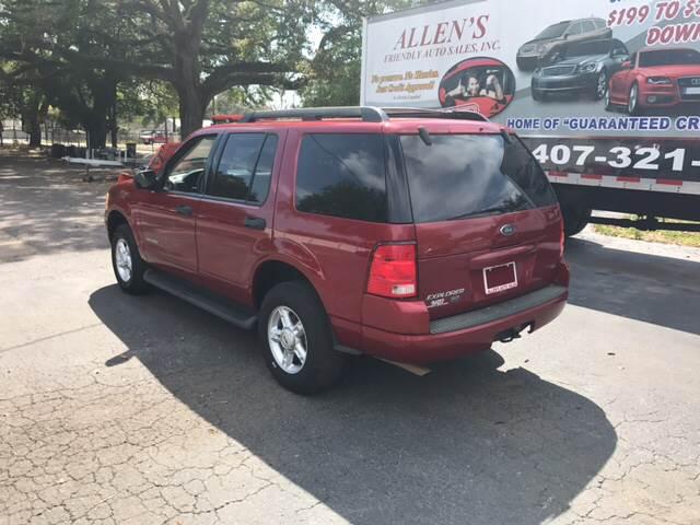 2005 Ford Explorer XLT 4dr SUV - Sanford FL