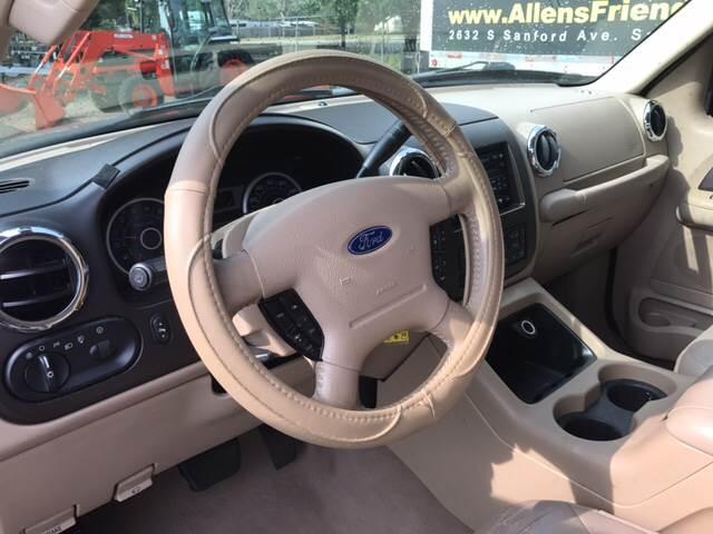 2006 Ford Expedition Eddie Bauer 4dr SUV - Sanford FL