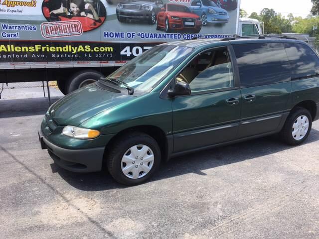 1998 Dodge Caravan 4dr LE Mini-Van - Sanford FL