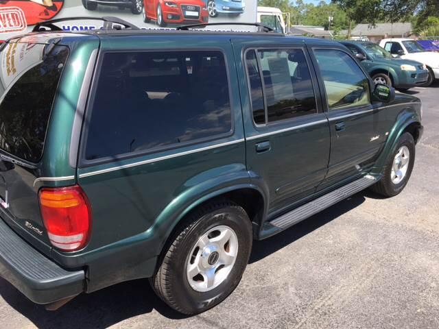 1999 Ford Explorer Limited 4dr SUV - Sanford FL