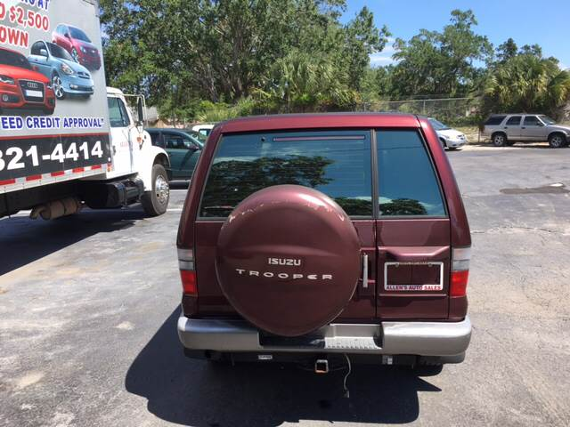 2002 Isuzu Trooper LS 2WD 4dr SUV - Sanford FL