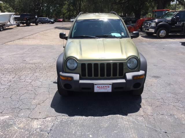 2004 Jeep Liberty Sport 4dr SUV - Sanford FL