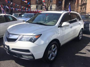 2010 Acura MDX for sale in New York, NY