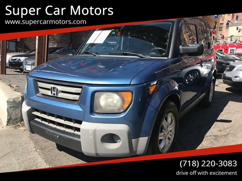 2008 Honda Element for sale in New York, NY