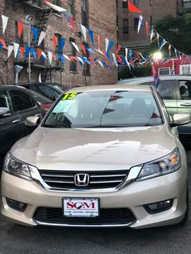 2015 Honda Accord for sale in New York, NY