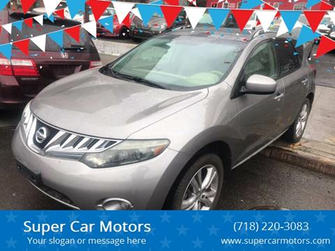 2009 Nissan Murano for sale in New York, NY