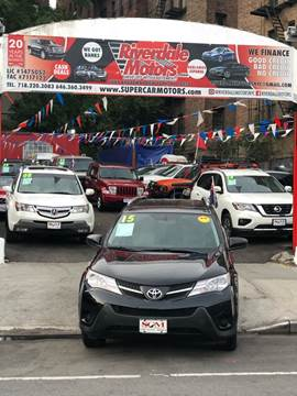 2015 Toyota RAV4 for sale in New York, NY