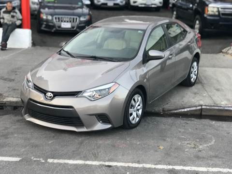 2015 Toyota Corolla for sale in New York, NY