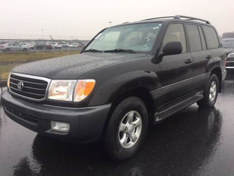 2002 Toyota Land Cruiser for sale in New York, NY