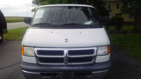 2000 Dodge Ram Van for sale at DJB WHOLESALE in Pendleton SC