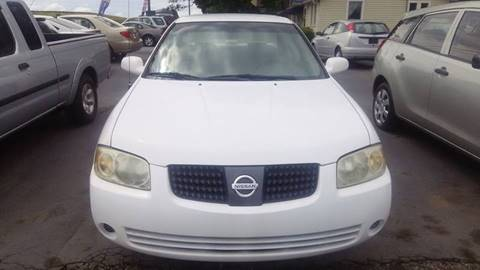 2006 Nissan Sentra for sale at DJB WHOLESALE in Pendleton SC