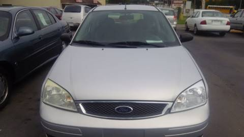 2006 Ford Focus for sale at DJB WHOLESALE in Pendleton SC
