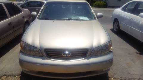 2004 Infiniti I35 for sale at DJB WHOLESALE in Pendleton SC