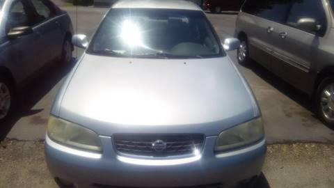 2002 Nissan Sentra for sale at DJB WHOLESALE in Pendleton SC