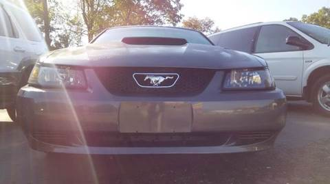 2003 Ford Mustang for sale at DJB WHOLESALE in Pendleton SC