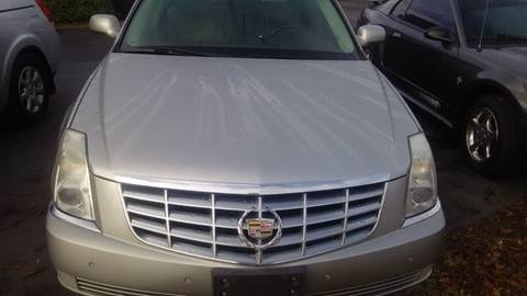 2006 Cadillac DTS for sale at DJB WHOLESALE in Pendleton SC