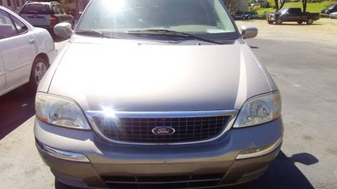 2003 Ford Windstar for sale at DJB WHOLESALE in Pendleton SC