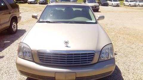 2005 Cadillac DeVille for sale at DJB WHOLESALE in Pendleton SC