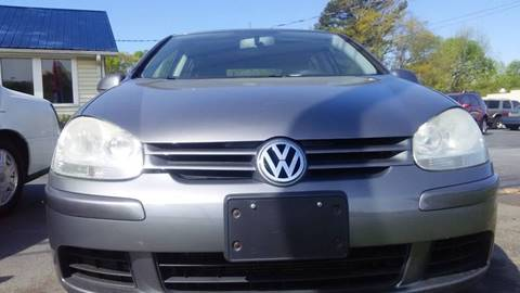 2008 Volkswagen Rabbit for sale at DJB WHOLESALE in Pendleton SC
